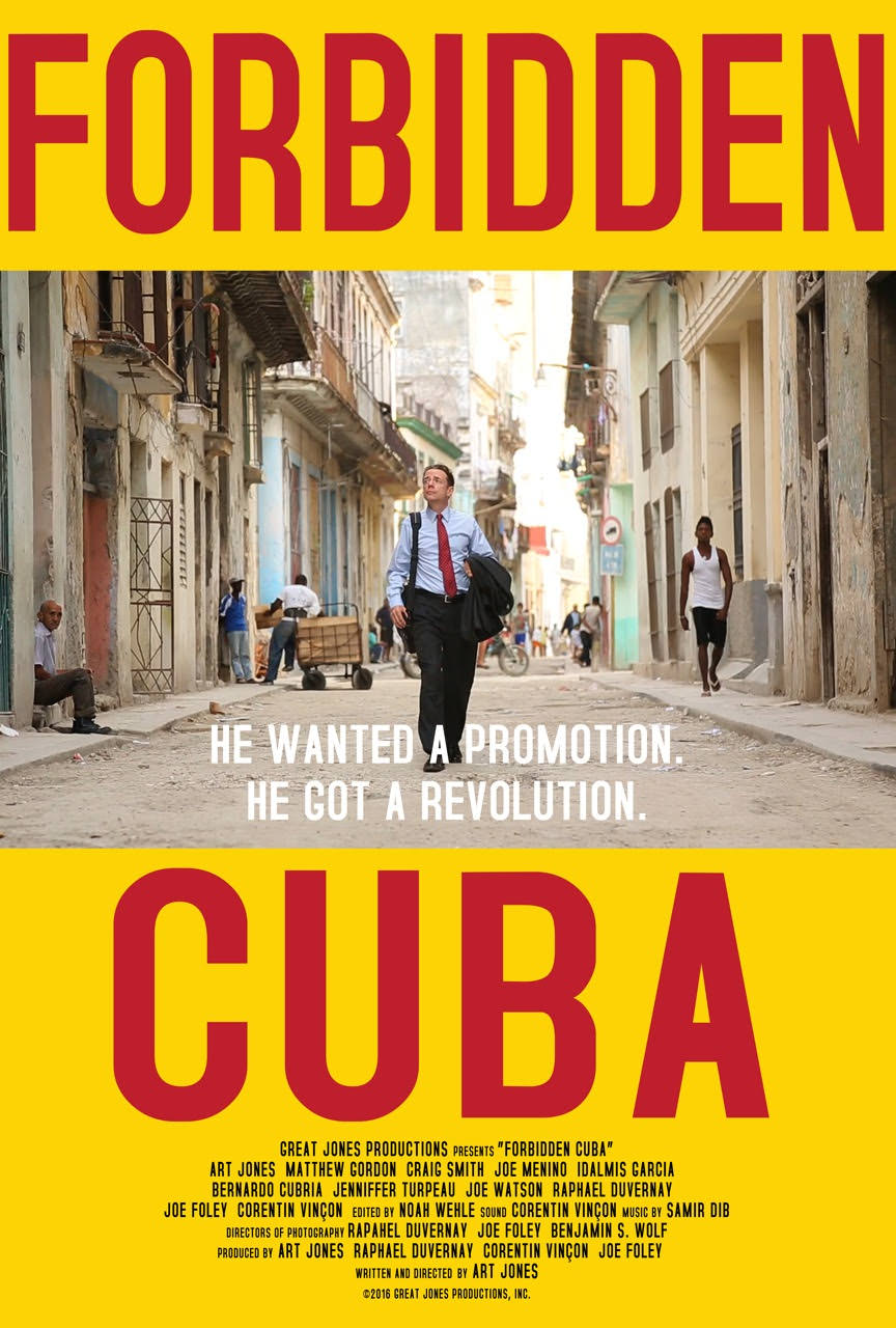 Image from Forbidden Cuba invited to Exclusive Film Festivals